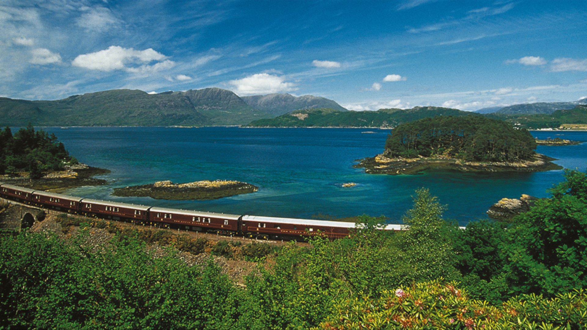 Royal Scotsman Im Royal Scotsman durch Schottland (2019/2020)